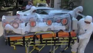 Sağlık Bakanlığı Ebola aiçin özel sedye getirtecek