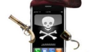 iPhone 3G S de kırıldı