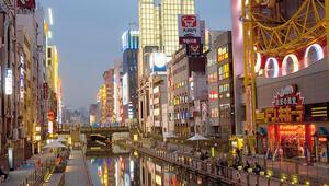 Japonyada yeraltı adeta  ayrı bir şehir gibi
