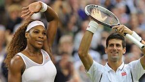 Teniste zirvenin sahipleri değişmedi