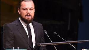 Tekneden inmezsin, her yere jetle gidersin, DiCaprio sen nasıl çevrecisin