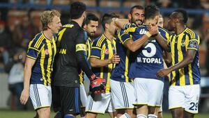 Kardemir Karabükspor 1 - 2 Fenerbahçe