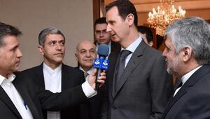 Esad: ABDden görüşme için adım bekliyoruz