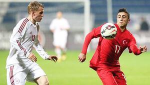 Türkiye 2 - 0 Danimarka