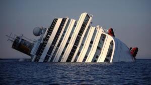 Costa Concordia kazasındaki kayıp ceset bulundu