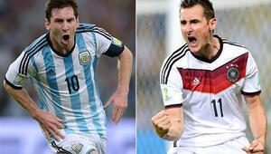 Haydi Almanya, kupayı bu sefer almadan gelme