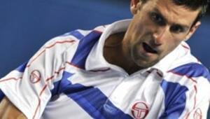 Djokovic sonradan açıldı