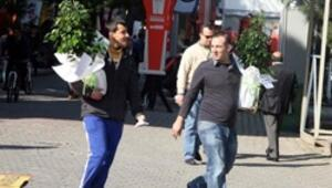 Mermer fuarı İzmir'i ihya ediyor