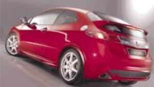 Honda fanatiklerini müjde Type-R yüzünü gösterdi