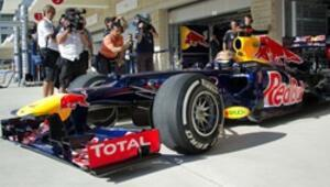 Vettel ABDde şampiyonluk için pistte