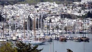 Muğladaki marinalarda doluluk yüzde 100lere ulaştı