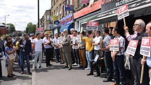 Londrada protesto