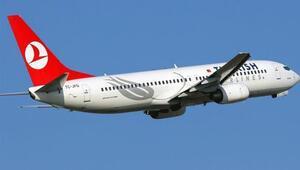 THY uçağı İsrailden geri döndü