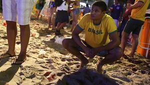 Brezilya taraftarına bir darbe daha