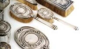 Çarlık gümüşleriyle beş çayı