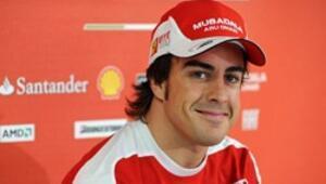 Alonso 2012nin kahramanı