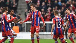 Bayern Münih çeyrek finale yükseldi