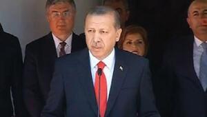 Cumhurbaşkanı Erdoğandan Suruç açıklaması
