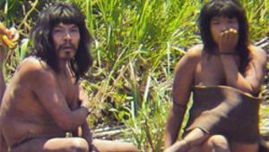 Peruda Maşko Piro kabilesi gün yüzüne çıktı