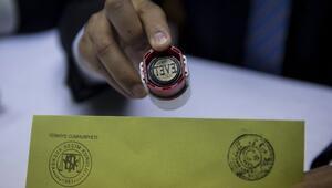 Oy kullanmama cezası nedir 2015 (YSK açıkladı)