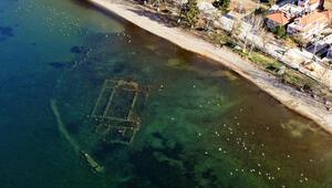 İznik Gölündeki bazilika 2014ün en önemli 10 keşfi arasında
