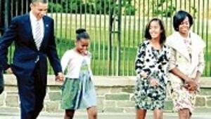 Obama takiye mi yapıyor