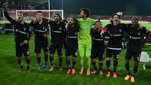 Beşiktaş ligde yerlileriyle gülüyor