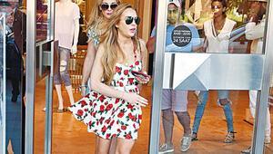 Son Bodrumlu Lindsay Lohan