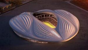 Vajinaya benzetilen stadyumun mimarı eleştirilere yanıt verdi