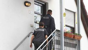 Almanyada aşırı sağcı terör örgütüne operasyon
