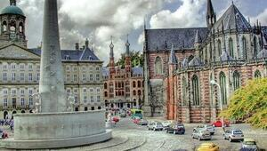 Ticaret ve Protestanlık birleşmiş Amsterdam'ı şekillendirmiş