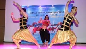 Bollywood'a danslı tanıtım