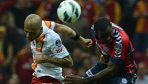 Galatasaray 3-1 Mersin İdmanyurdu