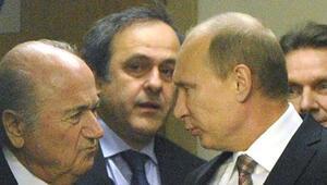 Vladimir Putine rüşvet suçlaması