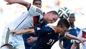 Almanyada yarı final sevinci