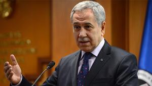 Bülent Arınçtan Ekmeleddin İhsanoğluna eleştiri