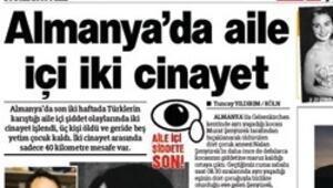 Suçluların üçte biri Türkiye'den