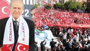 Bahçeli: Siyasetin 'Teyyo'su