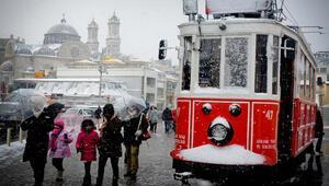 İstanbula kar ne zaman yağacak (İstanbulda hava durumu)
