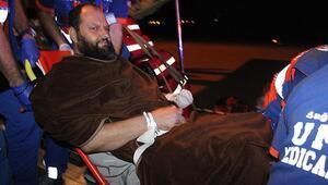 İSrail saldırıları sırasında yaralanan 21 Filistinli İzmirde