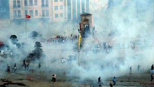 """Bin kişi hakkında """"Gezi"""" soruşturması"""