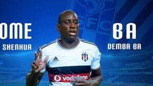 Demba Ba, Beşiktaş tarihine geçti