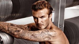 David Beckhamın yeni dövmesi hayranlarını ikiye böldü