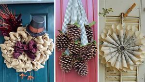 Sonbaharda kapılarınızı renklendirin