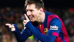 Barcelonanın silahı Lionel Messi