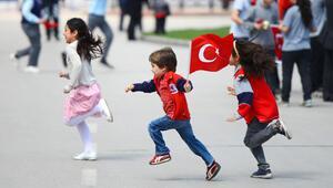 Çocukların 23 Nisan dilekleri: Şiddet gören çocuk kalmasın