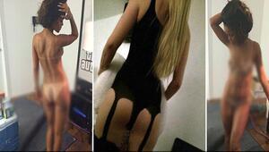 Rihanna ve Avril Lavigneın da çıplak fotoğrafları sızdı