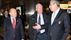 IOC Komitesi üyeleri ilgiden şaşkına döndü