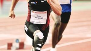 En hızlı 'bacaksız'a Olimpiyat yolu açıldı