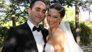 Amerika'da tanışıp Ankara'da evlendiler